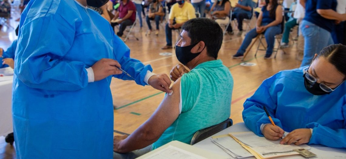 Reanudan vacunación contra COVID-19 en Sonora: Secretaría de Salud