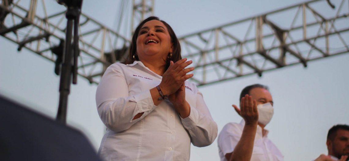 Guaymas elige a la Dra. Karla Córdova como su presidenta municipal.