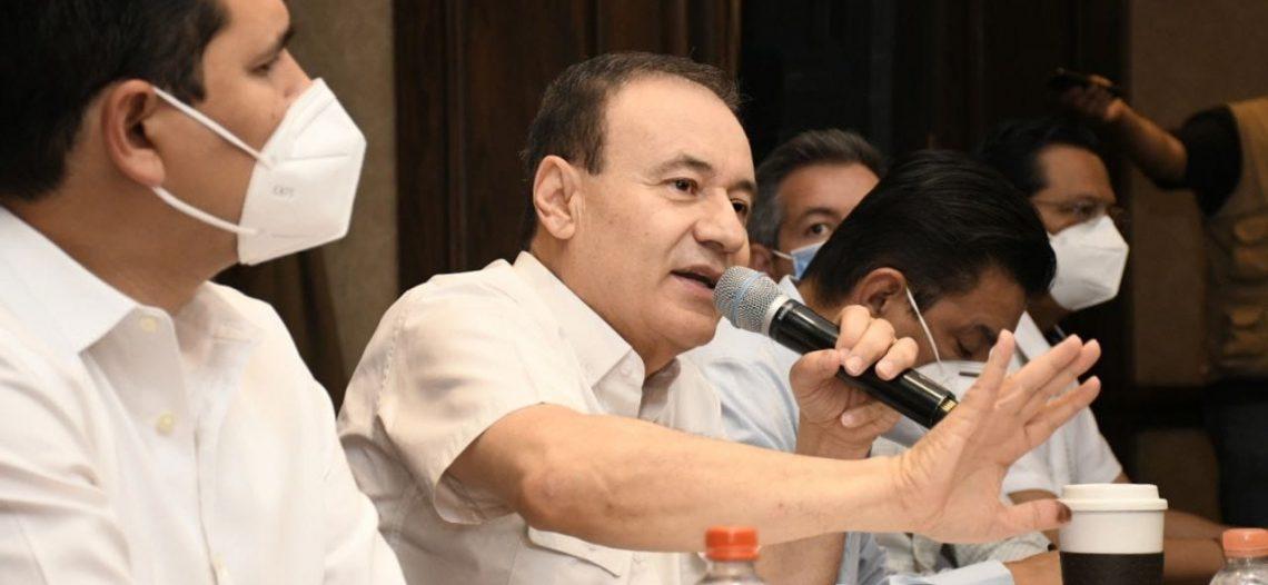 Alfonso Durazo anuncia que en breve iniciará el proceso de entrega-recepción del nuevo gobierno