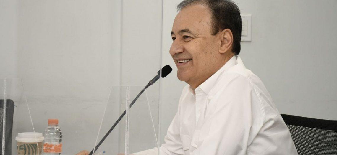 Alfonso Durazo trabaja en la integración del equipo de transición del nuevo gobierno