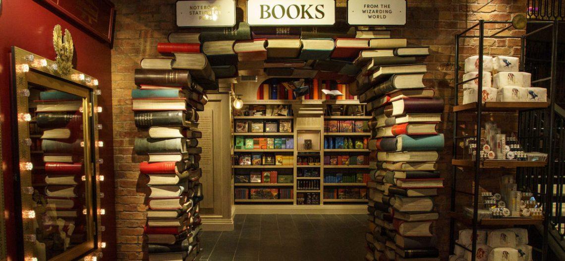 Abren tienda de Harry Potter en Nueva York