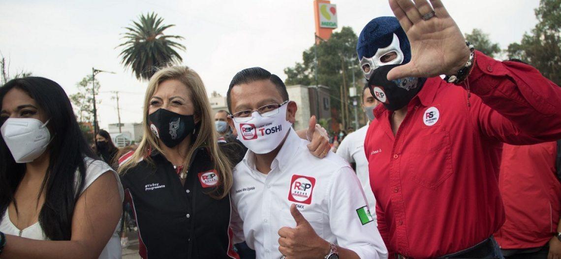 Perderían su registro el PES, RSP y Fuerza por México