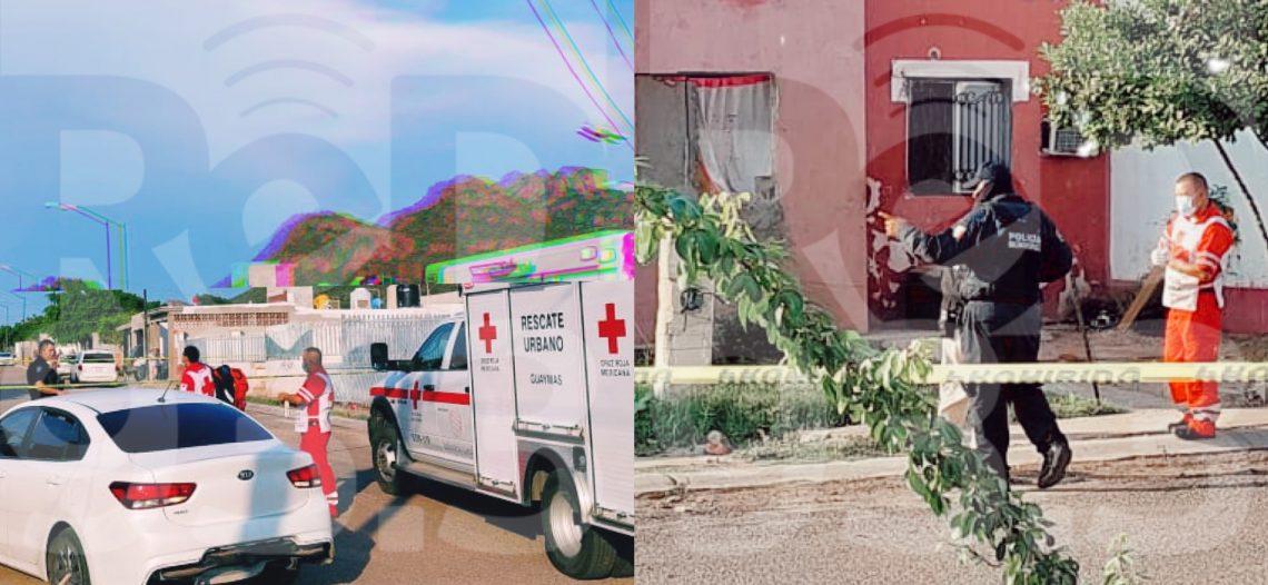 Siguen hombres armados y dan muerte a un joven dentro de una vivienda ajena