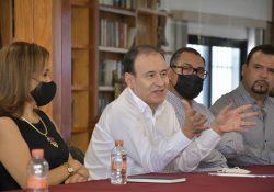 Guaymas y Empalme serán una zona conurbada que potencie económicamente la región: Alfonso Durazo