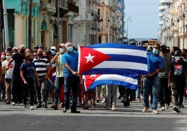 Cuba rechaza sanciones de EU; 'deben ocuparse de su violencia', responden