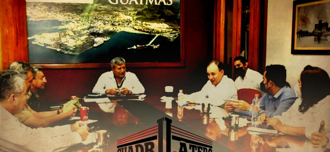 Alfonso Durazo anuncia inversión de mil 900 mdd para Guaymas