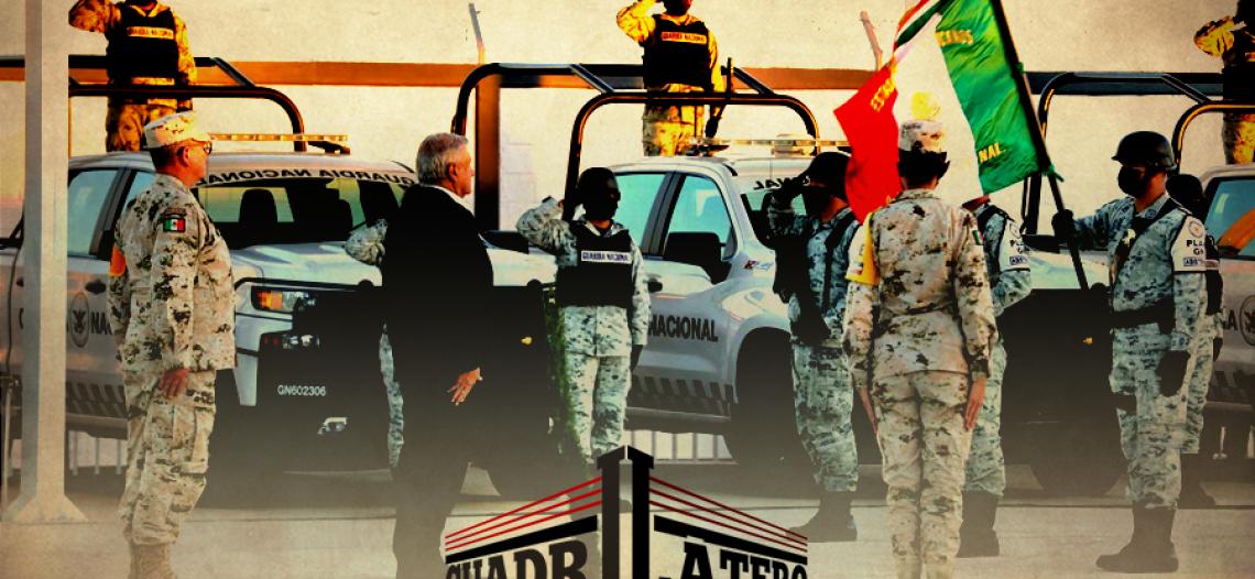 50 mil mdp adicionales para la Guardia Nacional: AMLO