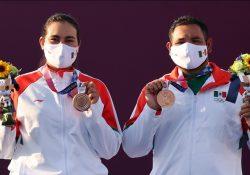 México gana medalla de bronce en Olímpicos