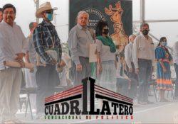 Pide AMLO disculpa a los Yaquis; Cuauhtémoc Cárdenas pide cancele acueducto Independencia.