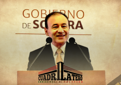 Primer día del Gobernador Durazo: Presenta Proyecto de Guardia Estatal