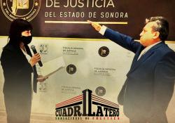 Nuevo Fiscal Anticorrupción de Sonora