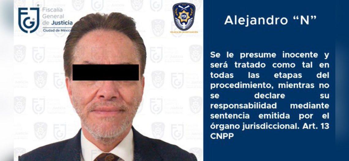 Ahora detienen al dueño de Interjet, Alejandro del Valle, acusado de fraude