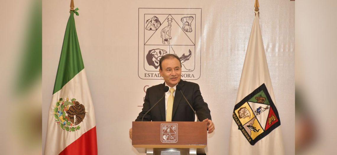 Alfonso Durazo transmitirá mensaje a los sonorenses hoy a las 12:00 horas