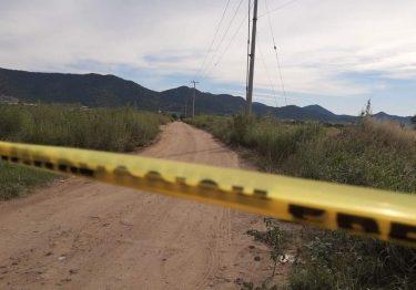 Localizan en un predio al norte de Hermosillo a un recién nacido sin vida, forenses de la FGJE determinará la causa del deceso