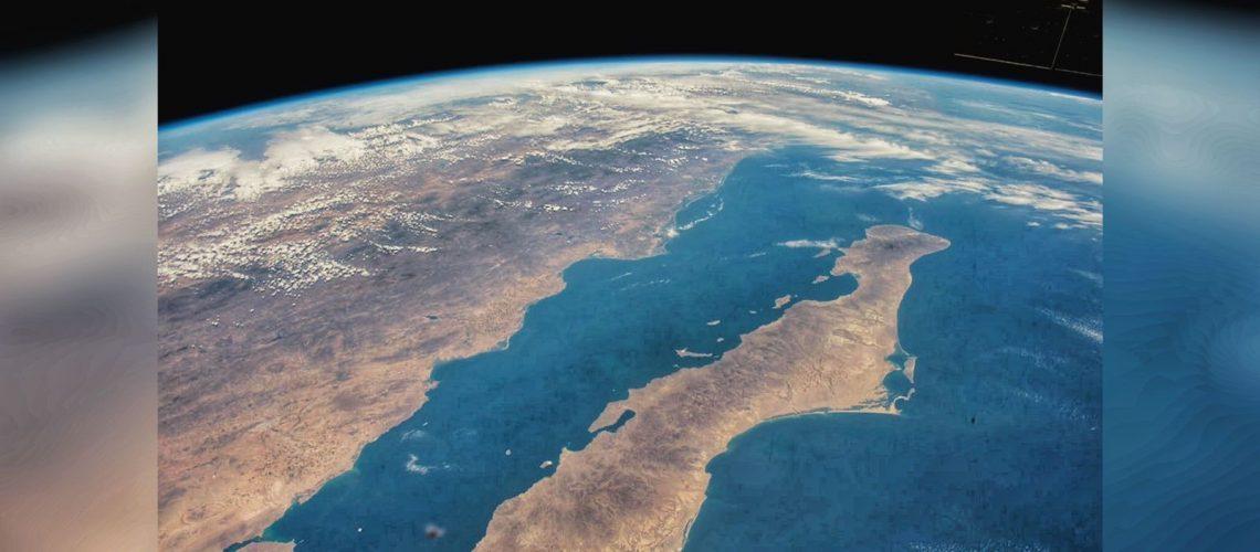 El Mar de Cortés, golfo de California o Mar Bermejo