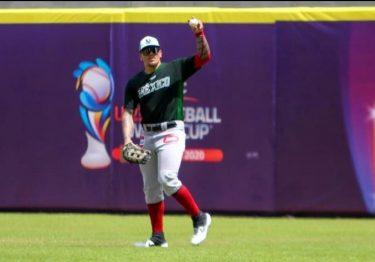 Sorprende República Checa a México en debut de torneo por el Campeonato mundial Sub 23 de Beisbol