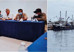 Certificada la flota camaronera de Guaymas; faltan Topolobampo y Mazatlán para solicitar fin a la amenaza de embargo