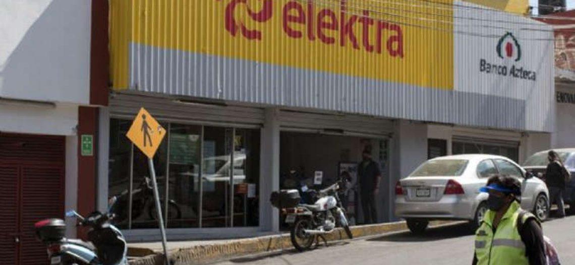 """Elektra pierde un juicio por """"desaparecer"""" dinero de un cliente, no paga y le embargan la tienda"""
