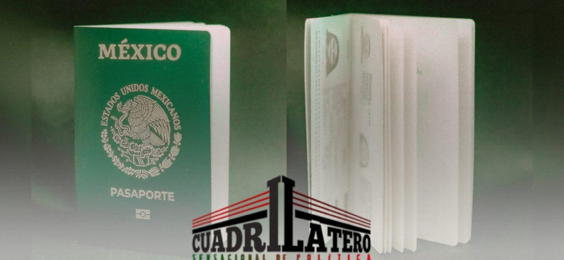 Alfonso Durazo anuncia pasaporte electrónico y nueva oficina de SRE en Sonora