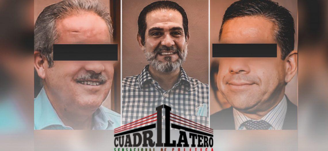 Auto de formal prisión contra tres ex funcionarios de Guillermo Padrés