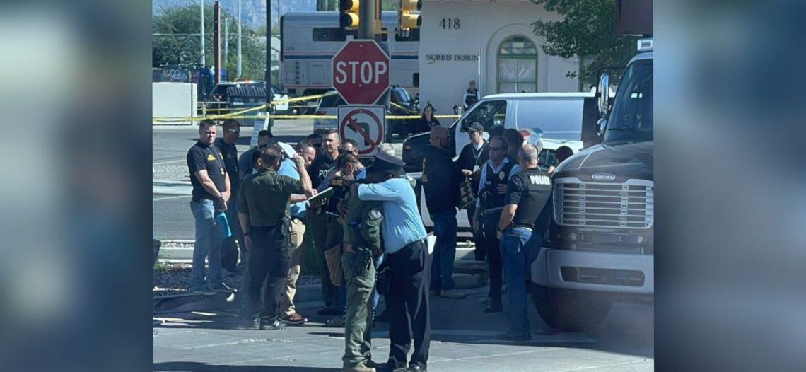 Muere en tiroteo agente de la DEA en Tucson Az