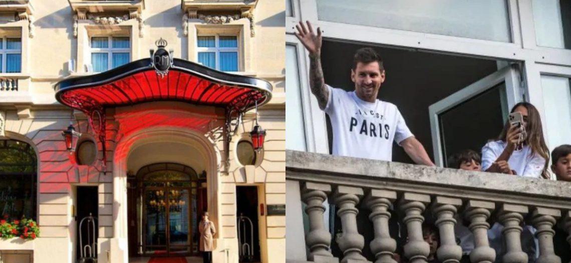 Asaltan hotel en el que se hospeda Lionel Messi, donde la noche cuesta 23 mil dólares