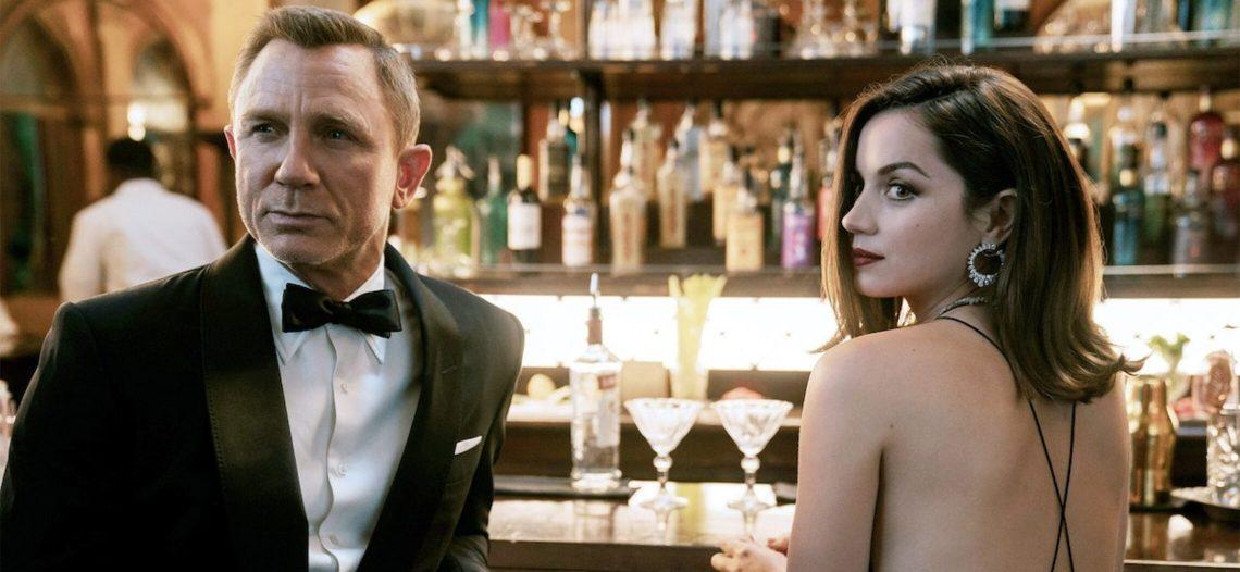 Última película de Daniel Craig como James Bond domina taquilla en EU