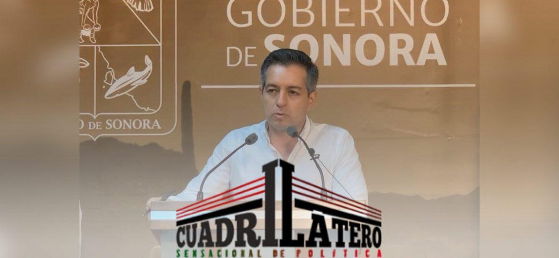 Déficit en Sonora aumentará para fin de año: Omar del Valle